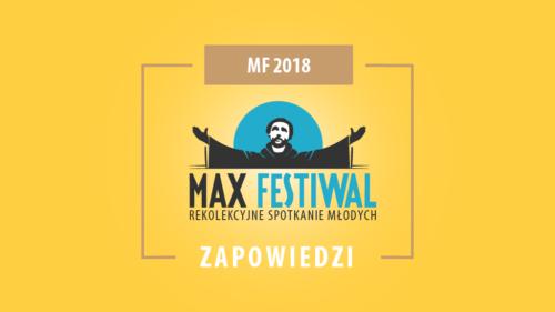 Zapowiedzi MF 2018